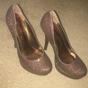 Shoes - Sparkly High Heels!